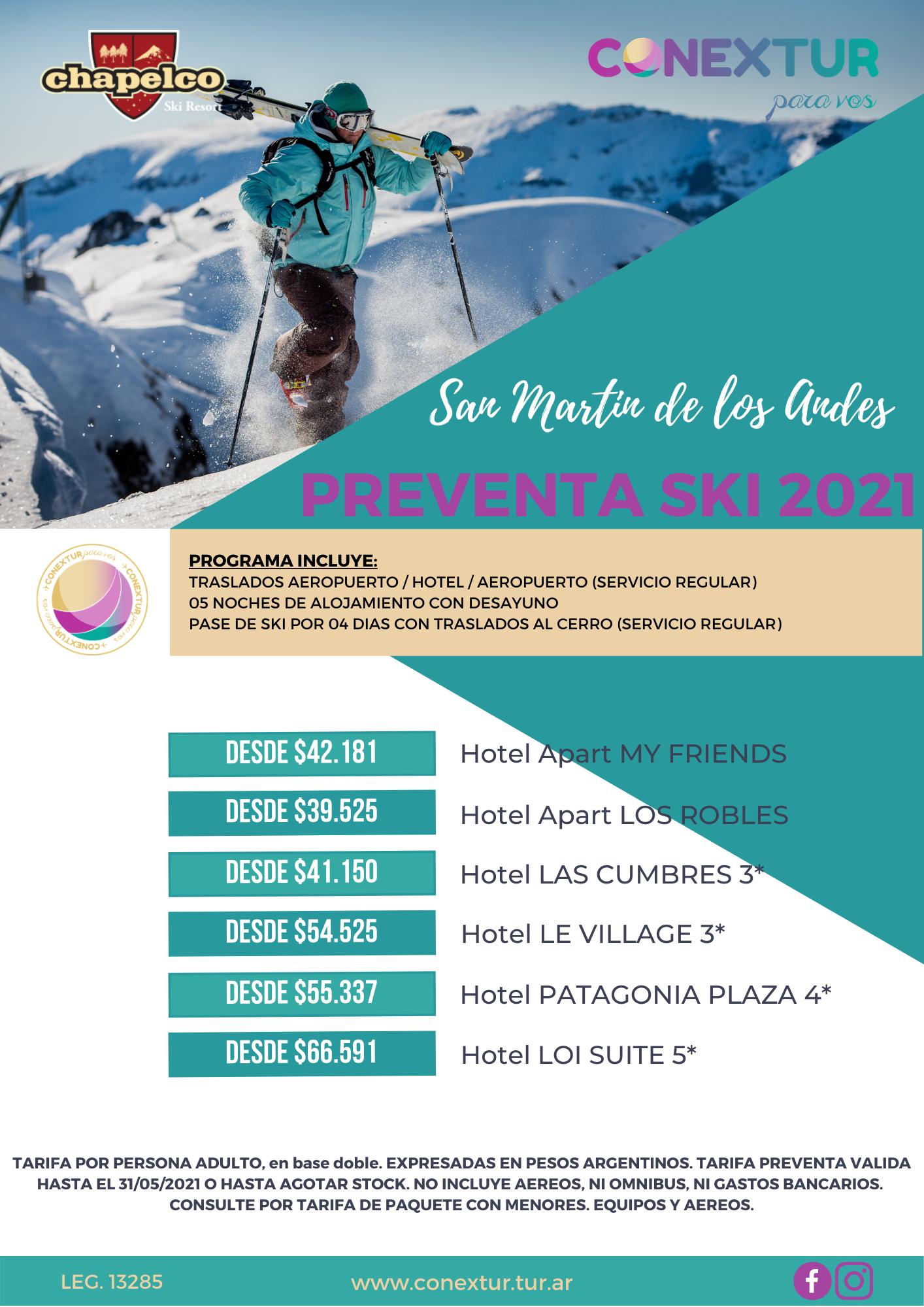Ushuaia - Cerro Castor